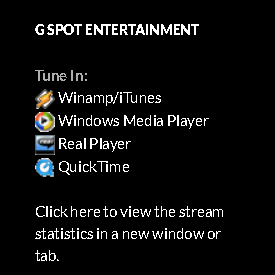G Spot Entertainment
